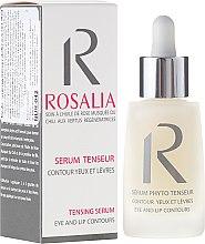 Parfüm, Parfüméria, kozmetikum Szemhéj- és szájkontúr szérum - Naturado Rosalia Serum Eye And Lip Contours