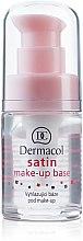 Parfüm, Parfüméria, kozmetikum Feszesítő és mattító alap bázis - Dermacol Satin Base Make-Up