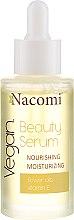 Parfüm, Parfüméria, kozmetikum Hidratáló arcszérum - Nacomi Beauty Serum Nourishing & Moisturizing Serum