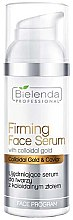 Parfüm, Parfüméria, kozmetikum Arcszérum kolloid arannyal - Bielenda Professional Program Face Firming Face Serum With Colloidal Gold