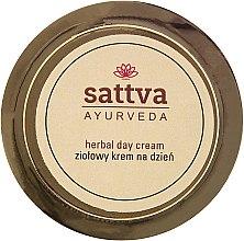 Parfüm, Parfüméria, kozmetikum Nappali krém gyógynövényekkel - Sattva Ayurveda Herbal Day Cream