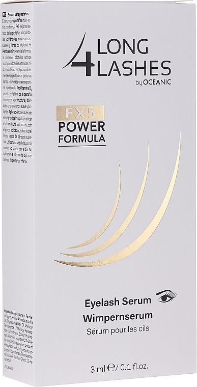Szempilla szérum - Long4lashes FX5 Power Formula EyeLash Serum