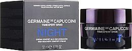 Parfüm, Parfüméria, kozmetikum Éjszakai regeneráló krém - Germaine de Capuccini Timexpert SRNS Night High Recovery Comfort Cream