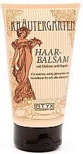 Parfüm, Parfüméria, kozmetikum Hajbalzsam, citromfű - Styx Naturcosmetic Haar Balsam mit Melisse