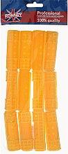Parfüm, Parfüméria, kozmetikum Hajcsavaró 20/65 mm, sárgák - Ronney Hollow Magntic Rollers