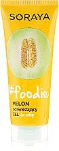 Parfüm, Parfüméria, kozmetikum Hidratáló mousse lábra - Soraya Foodie Melon Mus