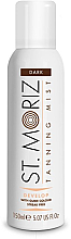 Parfüm, Parfüméria, kozmetikum Önbarnító permet, sötét - St. Moriz Self Tanning Mist Dark