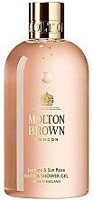 Parfüm, Parfüméria, kozmetikum Molton Brown Jasmine&Sun Rose Bath&Shower Gel - Tusfürdő