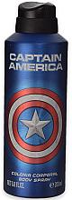 Parfüm, Parfüméria, kozmetikum Dezodor - Marvel Captain America Deodorant