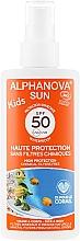 Parfüm, Parfüméria, kozmetikum Védő permet gyerekeknek - Alphanova Sun Kids SPF 50+