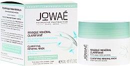 Parfüm, Parfüméria, kozmetikum Frissítő ásványokkal gazdag arcmaszk érzékeny bőrre - Jowae Masque Clarifying Mineral Mask