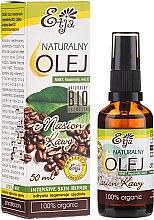 Parfüm, Parfüméria, kozmetikum Natúr kávémag olaj - Etja Natural Oil