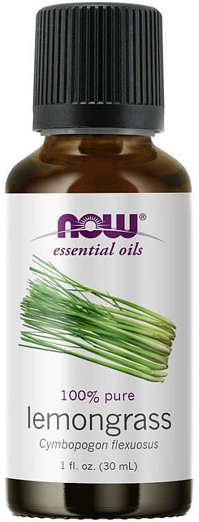 Citromfű illóolaj - Now Foods Essential Oils 100% Pure Lemongrass