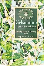 """Parfüm, Parfüméria, kozmetikum Természetes szappan """"Jázmin"""" - Saponificio Artigianale Fiorentino Masaccio Jasmine Soap"""