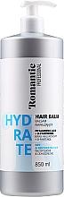 Parfüm, Parfüméria, kozmetikum Balzsam száraz hajra - Romantic Professional Hydrate Hair Balm
