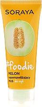 Parfüm, Parfüméria, kozmetikum Hidratáló mousse kézre - Soraya Foodie Melon Mus