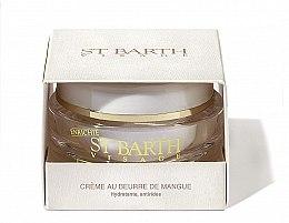 Parfüm, Parfüméria, kozmetikum Krém mangó kivonattal száraz bőrre - Ligne St Barth Enriched Mango Butter Cream