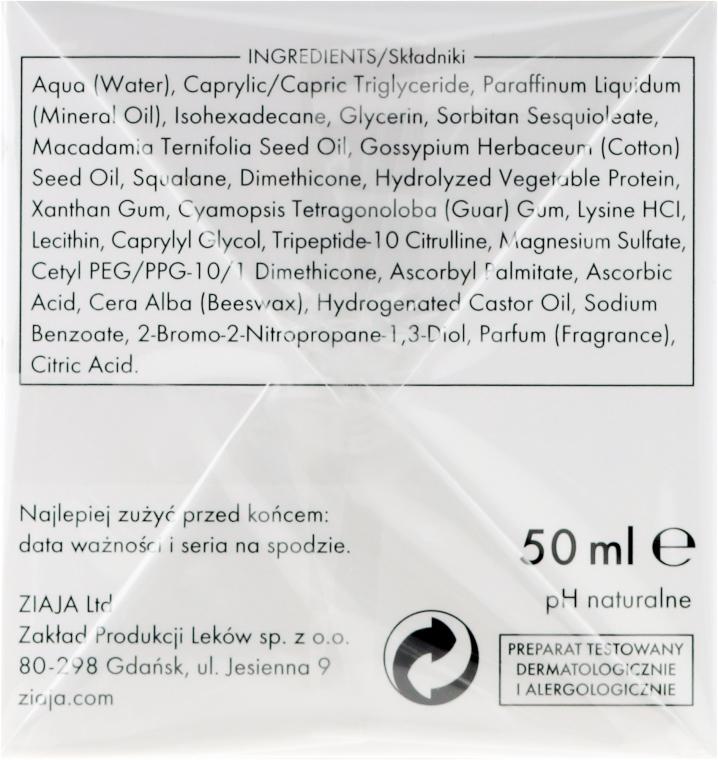 Ránctalanító félzsíros krém - Ziaja Face Cream - Makeup.hu