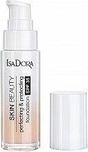 Parfüm, Parfüméria, kozmetikum Alapozó - Skin Beauty Perfecting & Protecting Foundation SPF 35 (01 -Fair)
