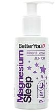Parfüm, Parfüméria, kozmetikum Testápoló - BetterYou Magnesium Sleep Mineral Lotion Junior