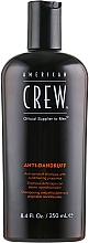 Parfüm, Parfüméria, kozmetikum Korpásodás elleni kiegyensúlyozó sampon zsíros fejbőrre - American Crew Anti Dandruff+Sebum Control Shampoo