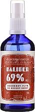 Parfüm, Parfüméria, kozmetikum Fertőtlenítő - Polny Warkocz Kaliber 69%