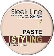 Parfüm, Parfüméria, kozmetikum Hajformázó paszta - Stapiz Sleek Line Styling Paste