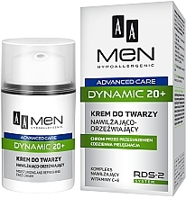 Parfüm, Parfüméria, kozmetikum Arckrém - AA Advanced Care Dynamic 20+
