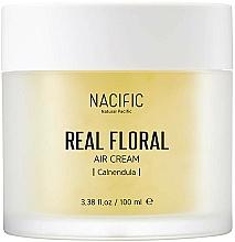 Parfüm, Parfüméria, kozmetikum Körömvirág kivonattal ellátott arckrém - Nacific Real Floral Calendula Air Cream