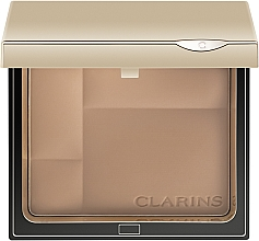 Parfüm, Parfüméria, kozmetikum Ásványi púder - Clarins Ever Matte Shine Control Mineral Powder Compact