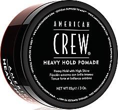Parfüm, Parfüméria, kozmetikum Hajformázó pomádé szuper erős - American Crew Heavy Hold Pomade