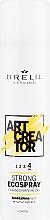 Parfüm, Parfüméria, kozmetikum Erősín fixáló eco-spary - Brelil Art Creator Strong Ecospray