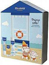 Parfüm, Parfüméria, kozmetikum Szett - Mustela Bebe (milk/100ml + lotion/125ml + clean/gel/200ml)