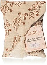 """Parfüm, Parfüméria, kozmetikum Illatosító zsákocska """"Lenvirág"""" - Collines de Provence Linen Flower"""