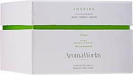 """Parfüm, Parfüméria, kozmetikum Illatosított gyertya """"Harmony"""" 3 kanóccal - AromaWorks Harmony Candle 3-wick"""