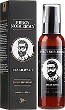 Parfüm, Parfüméria, kozmetikum Szakáltisztító szer - Percy Nobleman Beard Wash