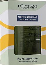 Parfüm, Parfüméria, kozmetikum Szett - L'Occitane Micellaire Water 3-in-1