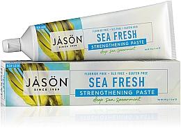Parfüm, Parfüméria, kozmetikum Fogkrém tengeri alga kivonattal - Jason Natural Cosmetics Toothpaste Deep Sea Spearmint