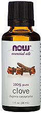 Parfüm, Parfüméria, kozmetikum Szegfűszeg illóolaj - Now Foods Essential Oils 100% Pure Clove