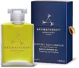 Parfüm, Parfüméria, kozmetikum Olaj fürdéshez - Aromatherapy Associates Support Equilibrium Bath & Shower Oil