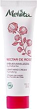 Parfüm, Parfüméria, kozmetikum Könnyű kézkrém - Melvita Nectar De Rose Light Hand Cream