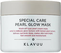 Parfüm, Parfüméria, kozmetikum Agyag arcmaszk - Klavuu Special Care Pearl Glow Mask