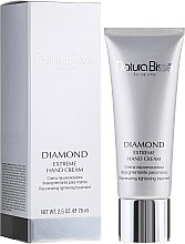Parfüm, Parfüméria, kozmetikum Energetikus kézkrém - Natura Bisse Diamond Extreme Hand Cream