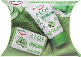 Parfüm, Parfüméria, kozmetikum Szett - Equilibra Aloe (cr/75ml + soap/100g)