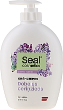 "Parfüm, Parfüméria, kozmetikum Krém-szappan ""Halványlila"" - Seal Cosmetics Cream Soap Limited Edition"