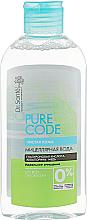 Parfüm, Parfüméria, kozmetikum Micellás víz minden bőrtípusra - Dr. Sante Pure Code