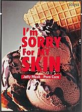 Parfüm, Parfüméria, kozmetikum Szövetmaszk arcra - Ultru I'm Sorry For My Skin Pore Care Mask
