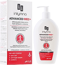 Parfüm, Parfüméria, kozmetikum Intim higiéniai emulzió - AA Advanced Med+