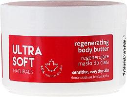 Parfüm, Parfüméria, kozmetikum Regeneráló testolaj - Ultra Soft Naturals Regenerating Body Butter