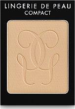 Parfüm, Parfüméria, kozmetikum Kompakt púder - Guerlain Lingerie de Peau Compact Mat Alive(utántöltő)